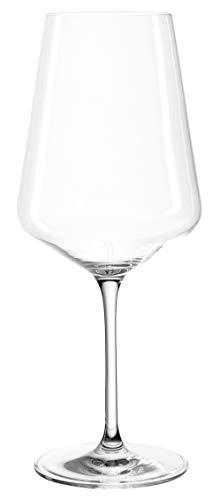 Leonardo Puccini Rotweinglas, 6-er Set, 750 ml, spülmaschinenfest, Teqton-Kristallglas, 069554