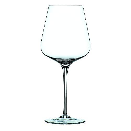 Spiegelau & Nachtmann, 4-teiliges Bordeauxglas-Set, Kristallglas, 680 ml, ViNova, 0098076-0