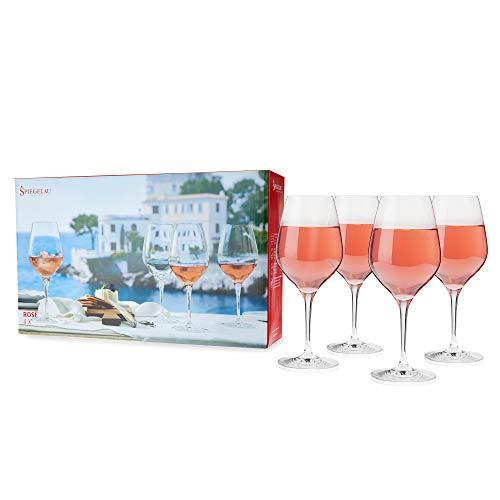 Spiegelau & Nachtmann, 4-teiliges Rosélgäser-Set, Kristallglas, 480 ml, Special Glasses, 4400281