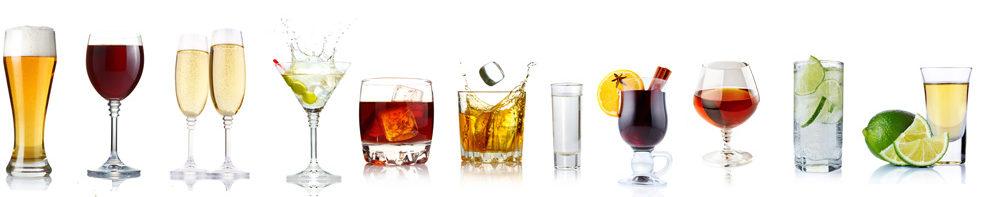 Gläserkunde - welches Glas für welches Getränk